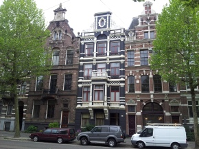 Oh, Amsterdam architecture...I swoon for you.
