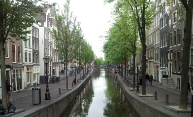 Another canal.