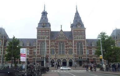 The Rijksmuseum.